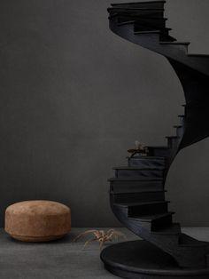 Box by Michaël Verheyden, staircase model by Studio Oliver Gustav
