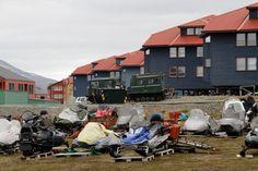 Svalbard-motoneiges - blog Bar a Voyages #Svalbard #spitzberg #norvege #ice #banquise #arctique #arctic #motoneige #skodoo #scooter #norway #Longyearbyen