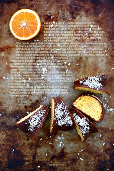 Torta all' arancia Gluten free senza olio senza burro senza latte….una Ciambella light diversamente buona!