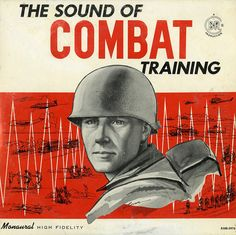The soothing and relaxing sound of combat training.