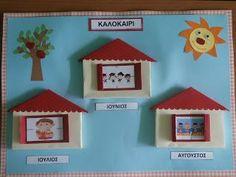 Classroom Behavior, Birthday Board, Cardboard Crafts, Family Activities, Pre School, Family Pictures, Open House, Ladybug, Kindergarten