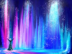 My Power Flurries Through the Air into the ground my soul is spiraling in frozen fractals all around and one thought crystallizes like an icy blast. i am never going back the past is the past let it go.