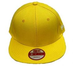 Bulgari, S. New Era Snapback, Snapback Cap, Base Ball, New Era Hats, Nhl, Baseball Hats, Yellow, Fashion, Moda