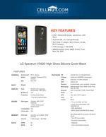 LG Spectrum VS920 Unlocked -Features -Specification -Cellhut.com