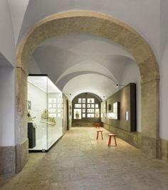 Site Specific Arquitectura + P-06 ATELIER - Santo António Museum, Quinta do Conventinho (2014)