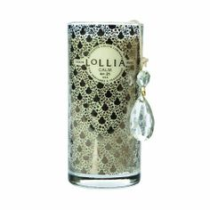 Lollia Calm Petite Luminary Candle by Lollia. $32.00. Gently transforms a space into a warm, inviting, elegantly perfumed environment.