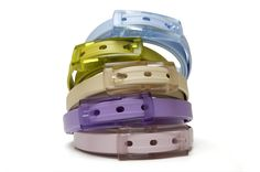 The first recyclable belt. tie-ups Slimcut is style in just 2cm of height. www.tie-ups.com