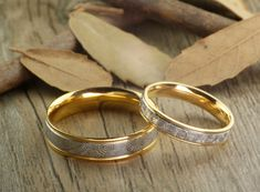 J Rings Studio is one of the best place to buy titanium wedding ring set, bands, couple rings set, titanium rings set. Our wedding rings are handcrafted in titanium with matte finishing. Matching Promise Rings, Matching Wedding Bands, Wedding Matches, Gold Wedding, Matching Rings, Matching Couples, Titanium Wedding Rings, Titanium Rings, Fingerprint Ring