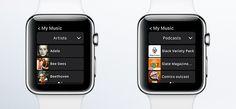 Deezer music streaming app launched for Apple Watch. #iOS #iPhone #iPad #Apple @AppleEden  #AppleEden