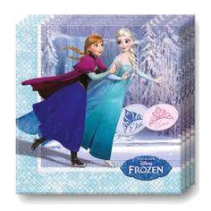 PROCOS Servilletas Frozen 2 Biodegradables 20
