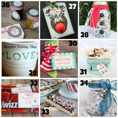 50 of THE BEST Neighbor Gift Ideas! Wednesday,   December 3, 2014 By Becky Leave a Comment 50 of THE BEST Neighbor Gift Ideas!