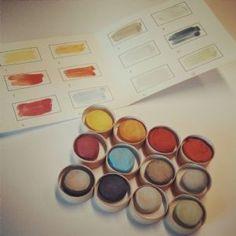 Pip Seymour Turner Palette 18C Watercolour Disc Set