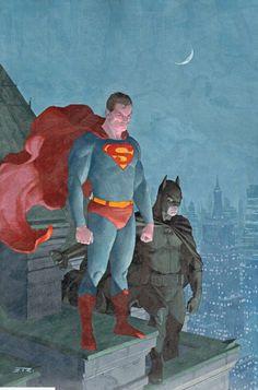World's Finest by Esad Ribic (Batman, Superman):
