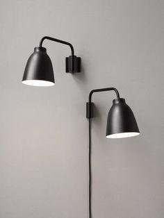Applique Caravaggio Noir - Lightyears