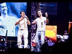 Sonu Nigam and Atif Aslam  - Jeena jeena | Live Performance