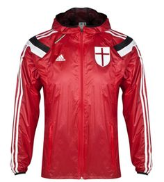 ac milan anthem jacket red AC Milan Official Merchandise Available at www.itsmatchday.com