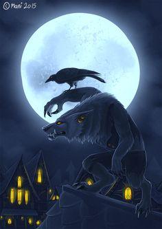 Our curse grounds our strength by Helmiruusu.deviantart.com on @DeviantArt