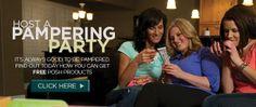 Host a Posh Party - Earn FREE Product! www.perfectlyposh.us/4095