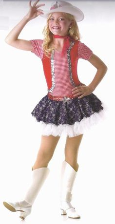 Giddy Up Cowgirl Cause its time to dance🎉 Costumes For Little Kids, Cute Dance Costumes, Cowgirl Costume, Barn Dance, Ice Skating Dresses, Carnival Costumes, Pageant, Fancy Dress, Tutu