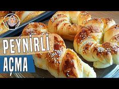 Peynirli pamuk gibi hamurlu - Açma Tarifi | Hatice Mazı ile Yemek Tarifleri - YouTube