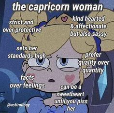 Capricorn Quotes, Capricorn Facts, Zodiac Signs Capricorn, Zodiac Sign Traits, Capricorn And Aquarius, Zodiac Signs Horoscope, Zodiac Memes, Capricorn Rising, Zodiac Signs Chart