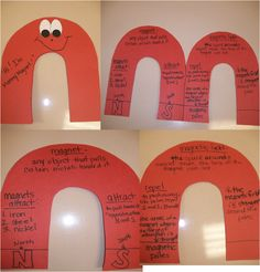 Well, we needed to take notes about magnets, and what better way to do it than with Mr. Manny Magnet. I made this cute foldable for my kidd...
