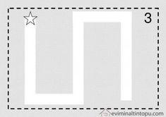 yıldız ile çizgi labirent Lol Dolls