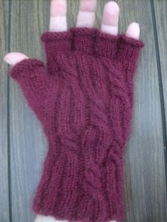 twisty mitts-love these