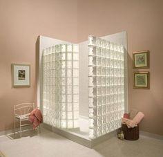 Brique de verre structurée / sur mesure Pittsburgh Corning