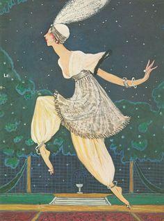Paul Poiret (1879 - 1944) è entrato di prepotenza nella storia della moda per aver completamente rivoluzionato l'abbigliamento femminile ...
