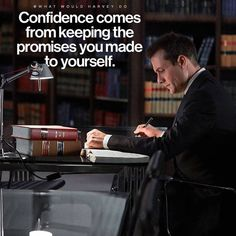 mentions J'aime, 11 commentaires - Harvey Specter Study Motivation Quotes, Study Quotes, Wisdom Quotes, Quotes To Live By, Life Quotes, Positive Quotes, Motivational Quotes, Inspirational Quotes, Boss Quotes