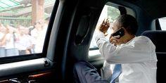 Lee Obama sigue sin poder utilizar un iPhone aunque sus asesores ya pueden