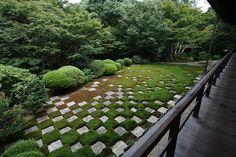 東福寺 方丈庭園 by 重森 三玲