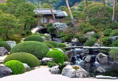 Adachi Museum of Art   beautiful art landscape outside of Tokyo