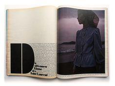 Twen magazine, art directed by Willy Fleckhaus.