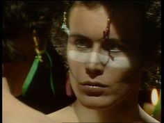 Very gorgeous much wow Ant Music, Stand And Deliver, Adam Ant, Post Punk, Attractive Men, Prince Charming, Beauty Queens, Celebrity Pictures, Beautiful Eyes