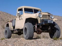"""Sweet Jeep!/THE OLD K SERIES,i REBUILT ONE OF THESE,PUT A 327 CHEVY IN AND PAINTED IT GUNMETAL GRAY,IT WAS AWESOME :)"" -previous pinner"