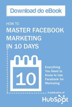 Facebook Marketing FUNCIONA! eBook com dicas para ter resultados em 10 dias. Download: http://www.rhodesign.com.br/facebook-marketing-funciona-ebook-com-dicas-para-ter-resultados-em-10-dias/