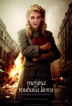The Book Thief is a 2013 American-German war drama film directed by Brian Percival and starring Geoffrey Rush, Emily Watson, and Sophie Nélisse. The film is based on the 2005 novel The Book Thief by Markus Zusak and adapted by Michael Petroni. Markus Zusak, Book Of Love, This Book, Love Movie, Movie Tv, Good Books, Books To Read, Children's Books, Books Online