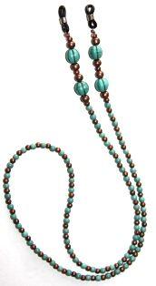 Eyeglass Holder, Hanging Jewelry, Eyeglasses, Jewlery, Beaded Necklace, Chain, Handmade, Diy, Fashion