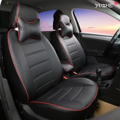 Yuzhe Leather car seat cover For Mini One Cooper R50 R52 R53 R55 R56 R60 R61 PACEMAN COUNTRYMAN accessories styling cushion #Affiliate