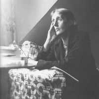 In April of 1937, Virginia Woolf delivered a beautiful treatise on language and craftsmanship as part of a BBC broadcast, which remains *the only surviving recording of the author's voice*. Composer Brian Mark has enchanted it with new life in A Eulogy to Words — a mesmerizing multimedia mashup of Woolf's recording and a composition for chamber orchestra, featuring horn, harp, piano, tape, and electronics.