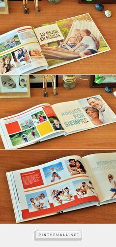 MinimalMag. Diseño de fotolibro tipo revista para descargar gratis y completar con tus fotos! | Blog - Fábrica de Fotolibros - created via https://pinthemall.net