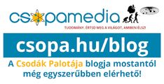 csopamedia: Mostantól még egyszerűbben: csopa.hu/blog