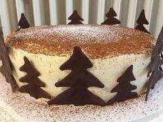 olles *Himmelsglitzerdings* Küche und mehr: Tiramisu-Torte im Wintermantel