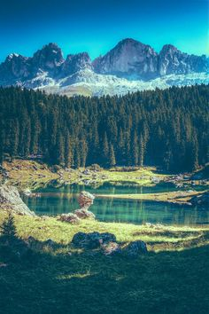 Lake of Carezza (Italy) by Cristian Zubiena on 500px
