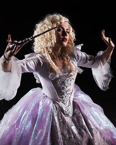 Fairy Godmother Cosplay from Cinderella 2015 by Anastasia Lion🇷🇺 (@anastasia_lion)