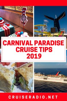 11 Carnival Paradise cruise tips and secrets we learned after taking a Western Caribbean cruise on the newly refurbished vessel. Ton Cruise, Cruise Port, Cruise Tips, Cruise Travel, Cruise Vacation, Travel Packing, Honeymoon Cruises, Travel Tips, Europe Packing