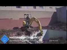 Pool Demolition in Los Angeles (213) 596-0330 http://masterdemolitioninc.com/pool-demolition-services/