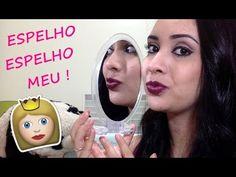 Novidades: Voltei! Avisos e Tag Espelho Espelho Meu | #veda24 - Carol Martins